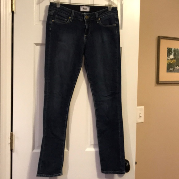 PAIGE Denim - Skyline Ankle Peg Paige Jeans